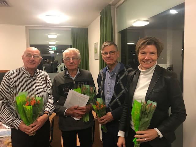 Inwoners Rijsenhout betrokken bij Ouderennetwerk