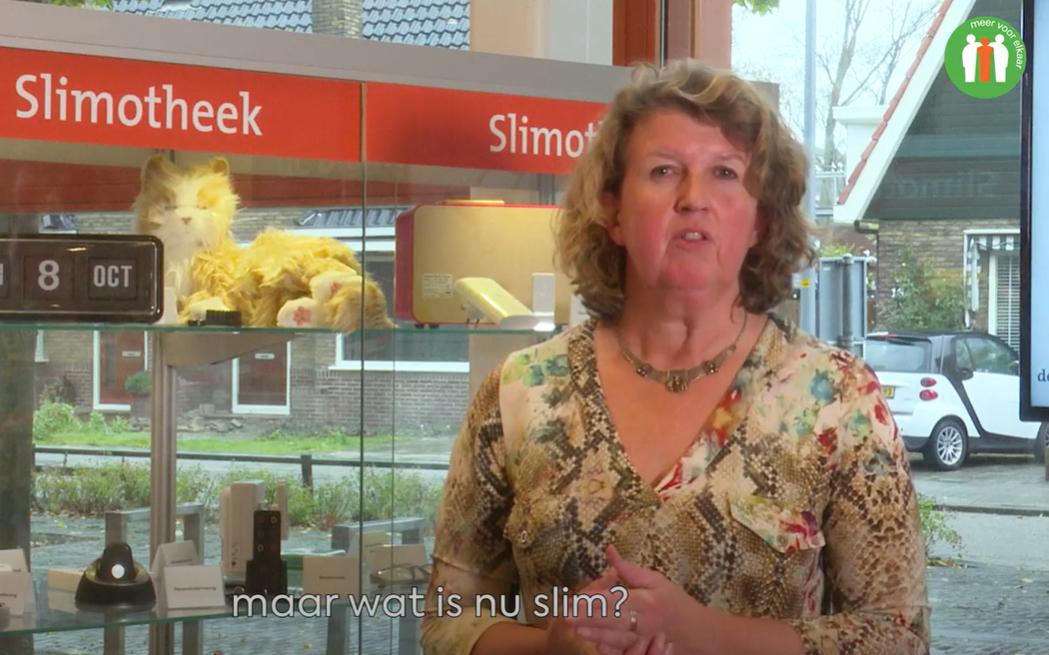 Lancering slimotheek Haarlemmermeer