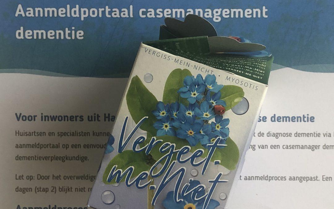 Veel vraag naar Casemanagement dementie